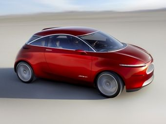 Concept Car of the Week: Ford Start (2010)