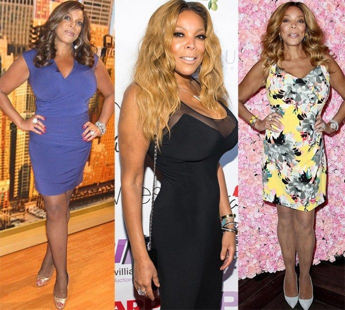 Wendy Williams weight loss before and after