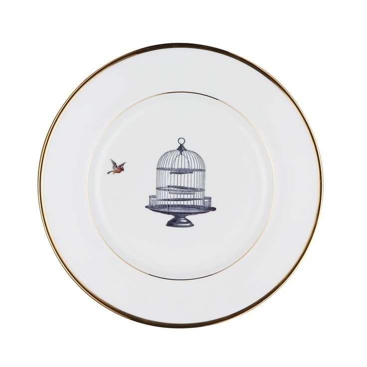The Birdcage and Bird bone china plate from the Melody Rose Urban Nature collection made in Stoke-on-Trent England  sc 1 st  Pinterest & Best 17 Melody rose uk. Luxury bone china images on Pinterest | Bone ...