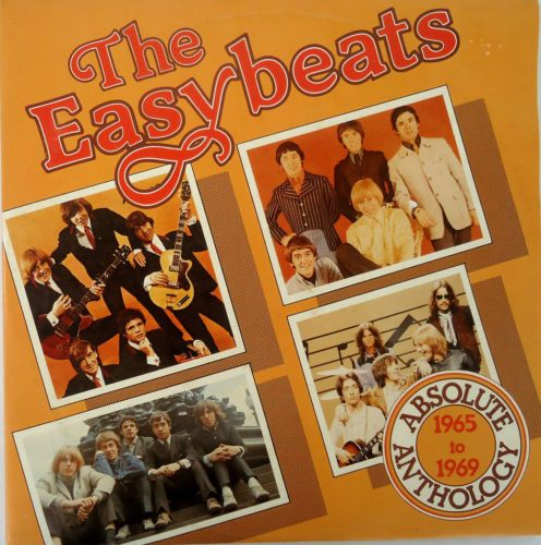 THE-EASYBEATS-Absolute-Anthology-1965-1969-2-x-LP-1980-Alberts-Australia-APM1-2