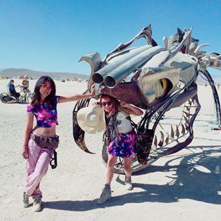 21 fois où les participants de Burning Man se sont crus dans Mad Max