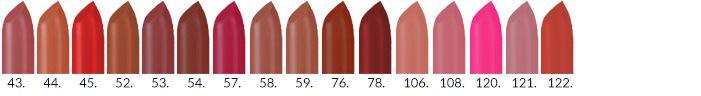 ROUGE MAT Lippenstift In meerdere kleuren verkrijgbaar