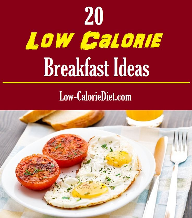 20 Breakfast Ideas Under 300 Calories To Help You Lose Weight!