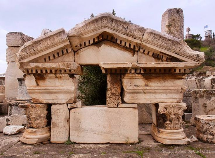 """Ancient Eleusis & Her Mysteries  A """"Must"""" While in Athens via @revealgreece"""