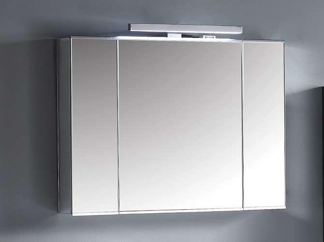 Badezimmer Spiegelschrank Mit Beleuchtung # ...
