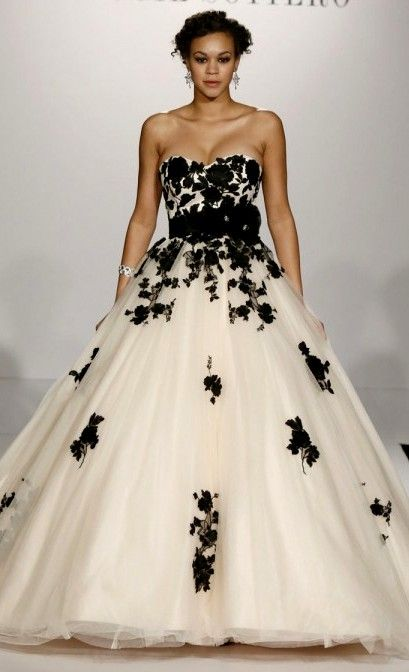 Vera Wang Wedding 2014....love the dress just not for a wedding!
