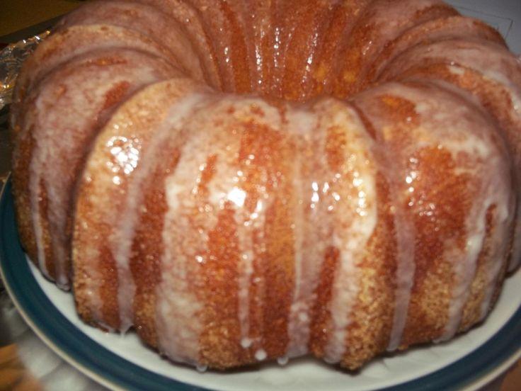 Janet S Lemon Bundt Cake Recipe In 2019 Jody Lemon