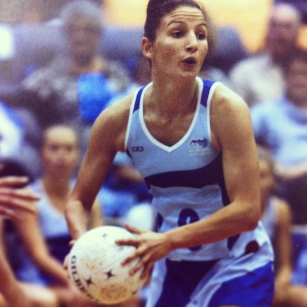 Throwback Thursday: Remember when Kimberley Ravaillion was MVP at the 19/U NNC and then went on to join the Australian Diamonds on tour?!