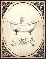 Le Petit Spa I Fine Art Print