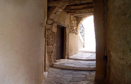 Naxos Chora, Cyclades Greece