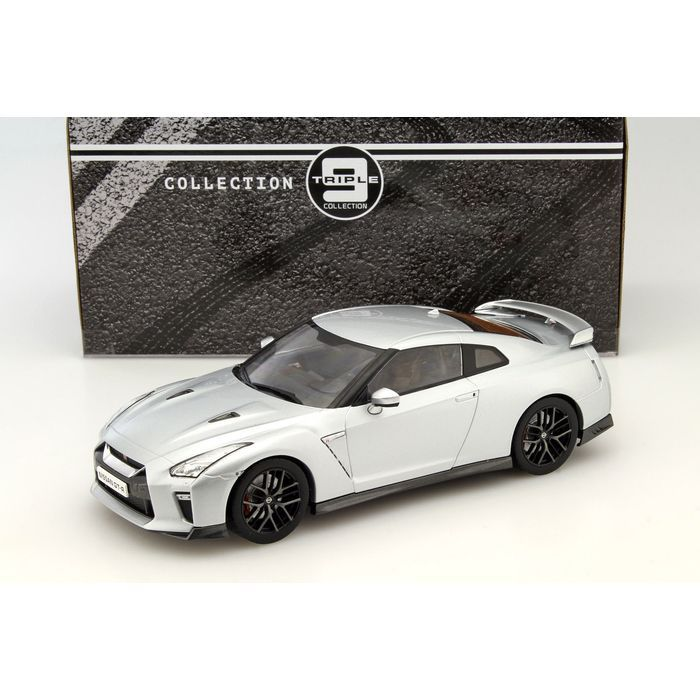 Nissan Skyline GT-R 2017 Silver Listing in the Kyosho,By Brand,Cars, Trucks & Vans,Diecast Models & Toys,Toys & Hobbies Category on eBid United Kingdom | 160853580