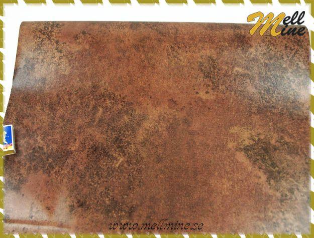Dekorplast dcfix - metall rost (brons) - 67.5 x 150 cm (bxl)