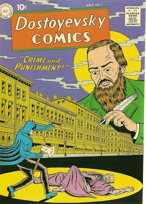 Again With the Comics: Batman by Dostoyevsky