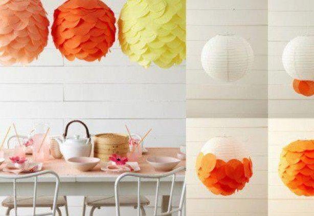 Slaapkamer Muur Pimpen : LEuek manier om Lampen te versieren (Foto ...