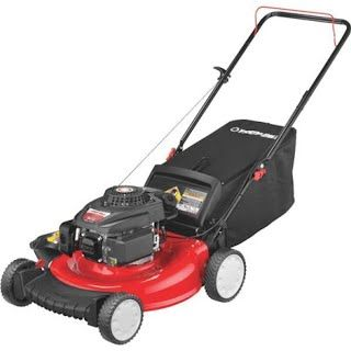 """Features & Benefits"" Troy-Bilt TB105 159cc 21-Inch 3-in-1 Push Lawn Mower"