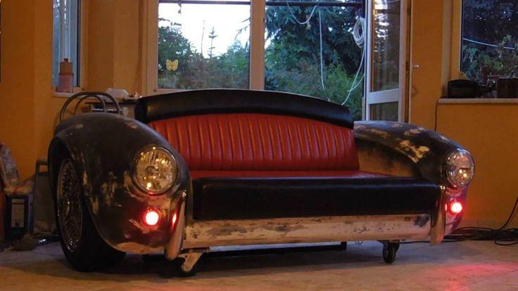 Sofa AC Cobra Rust and Rat Style tel. 888 877 866