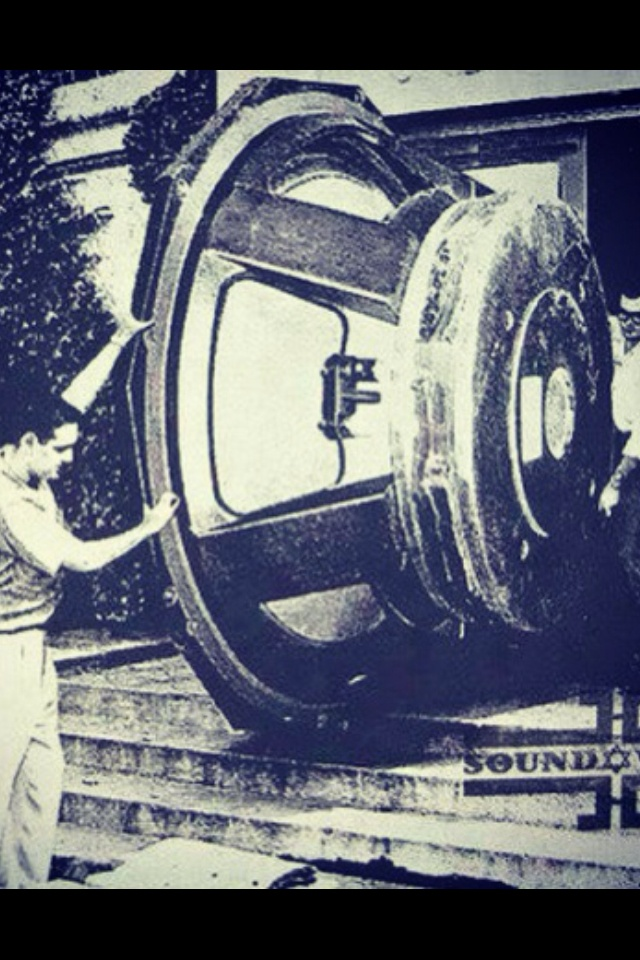 Vintage Sound Systems 80