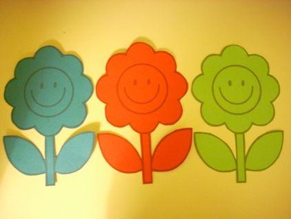 decorazioni - addobbi di primavera - fiore a forma di cuore