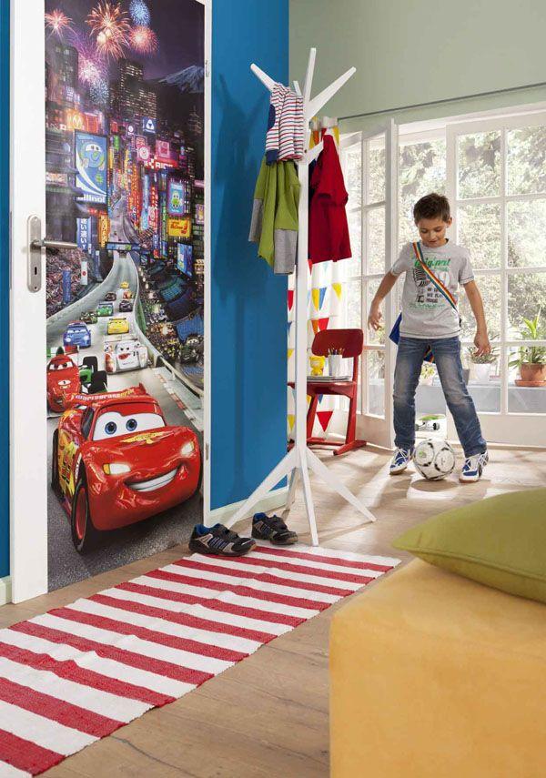 Disney Cars Wallpaper for Bedrooms | Disney Cars | Disney Themes | Making children's bedrooms fun | Cre8te ...