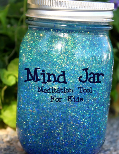 Put your problems in a jar                                                                                                                                                     More
