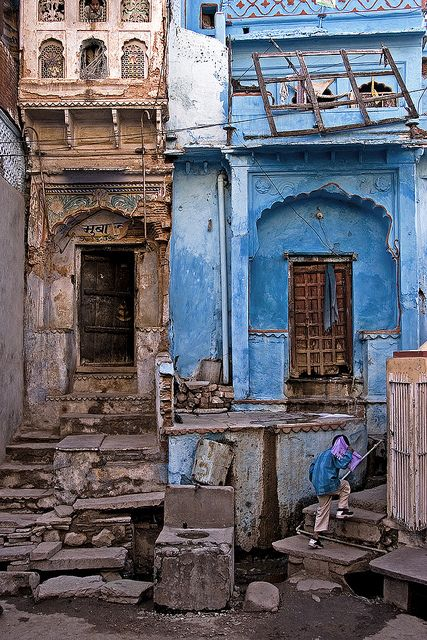 Blue Haveli ...pretty much set on moving to India forever.