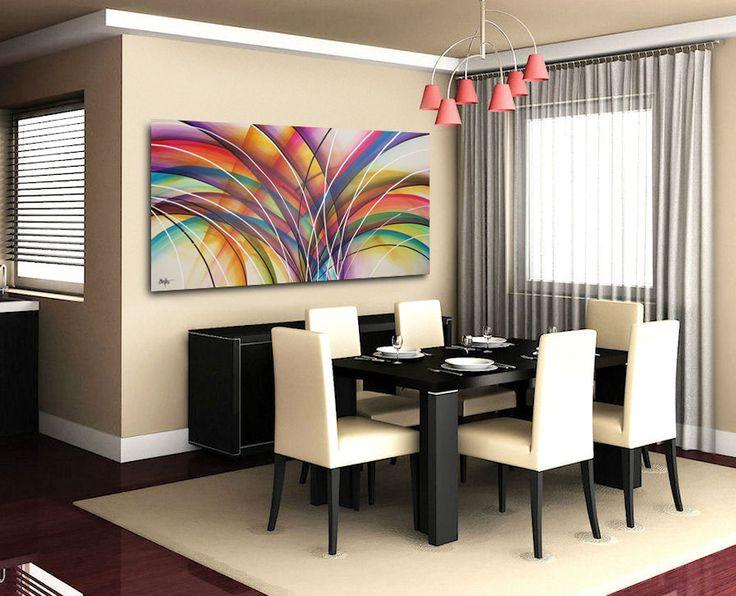 1000 ideas about quadros decorativos para sala on for Sala de estar pintura