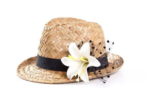 945 best Raffia hat images on Pinterest | Straw fedora ...