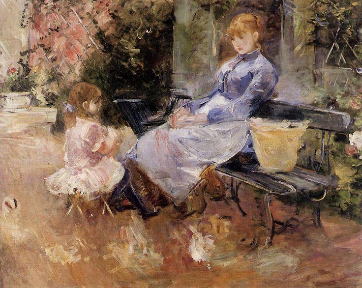 Artist Berthe Morisot | The Fable