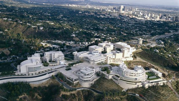 Getty Center | Art in Brentwood, Los Angeles