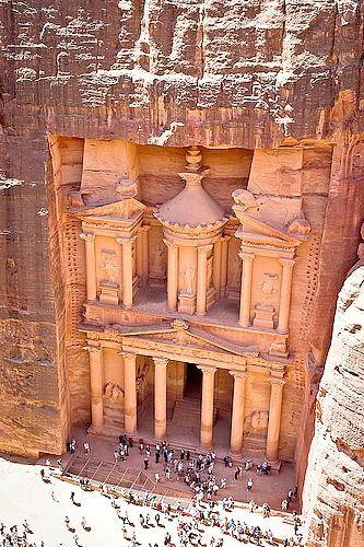 Petra, Jordan - Top 9 places to see before you die: