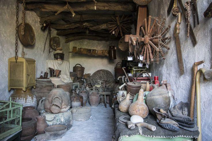 Folegandros, Folk Museum