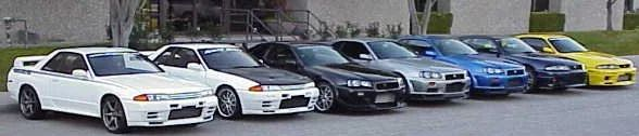 Nissan Skyline GT-R s in the USA Blog: The Real Basics –Nissan Skyline GT-R , R32, R33, R...