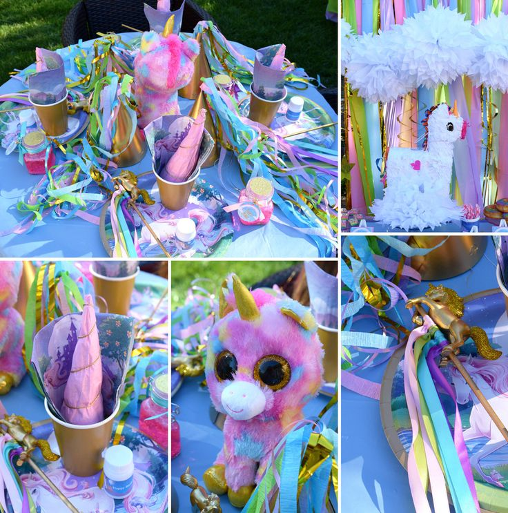 106 best Unicorn Party Ideas images on Pinterest