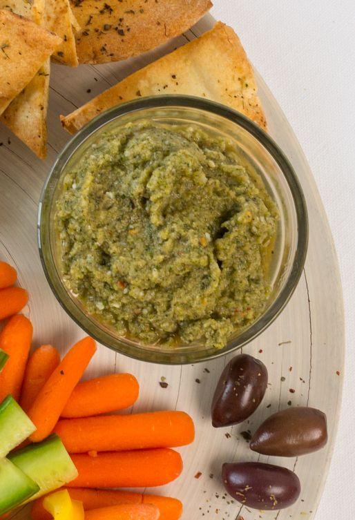 Zucchini Ghanoush