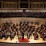 Chicago Symphony Orchestra Salutes the Chicago Blackhawks in 2013 with Chelsea Dagger Goal Song
