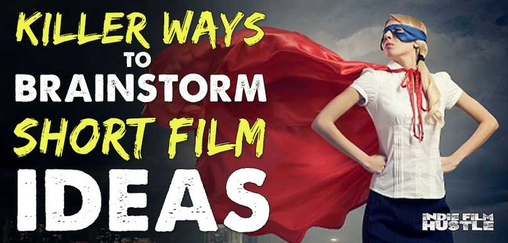 Short films have become a lot more popular nowadays with the advancements in the field of media, but coming up with short film ideas can be challenging...