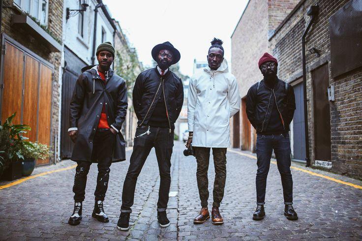 topman:  nordstrom:  Street Etiquette x Topman in London. More on our Men's Blog.  Visit Topman Generation.