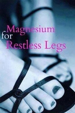 """Lisa shared! """"Anyone who has experienced restless leg syndrome will readily agree with me that it is BEYOND ANNOYING especially when you are trying to sleep. I've taken all kinds of multi-vitamins and magnesium supplements but my restless legs just kept on being, well, RESTLESS... Until I started Bio Cleanse! Bio Cleanse has plenty of the magnesium I needed to calm my legs so I could finally relax. What a relief!!!"""""""