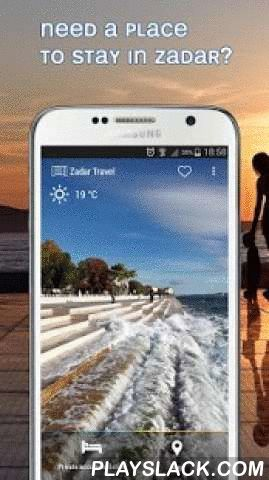 Zadar Travel  Android App - playslack.com , Zadar Travel is a mobile phone application which enables travellers to easily find and book available accommodation in Zadar, chosen from facilities registered in the database of Zadar Tourist Board. The application includes Zadar, Petrčane, Kožino and some islands of the archipelago with the villages: Ist, Veli Iž, Mali Iž, Molat, Olib, Brgulje, Premuda, Zapuntel and Rava.All private accommodation facilities are presented on a map of Zadar and its…