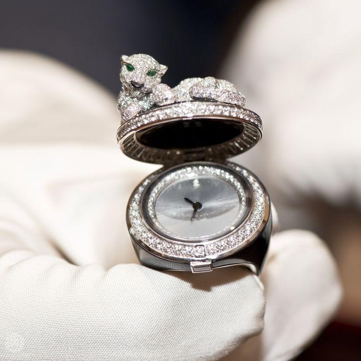 Cartier ladies watch ring- beyond