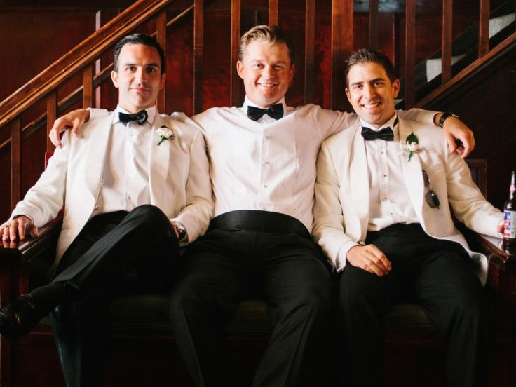 The tux renting basics for those planning a wedding or attending a school dance! https://www.theknot.com/content/tuxedo-renting-basics