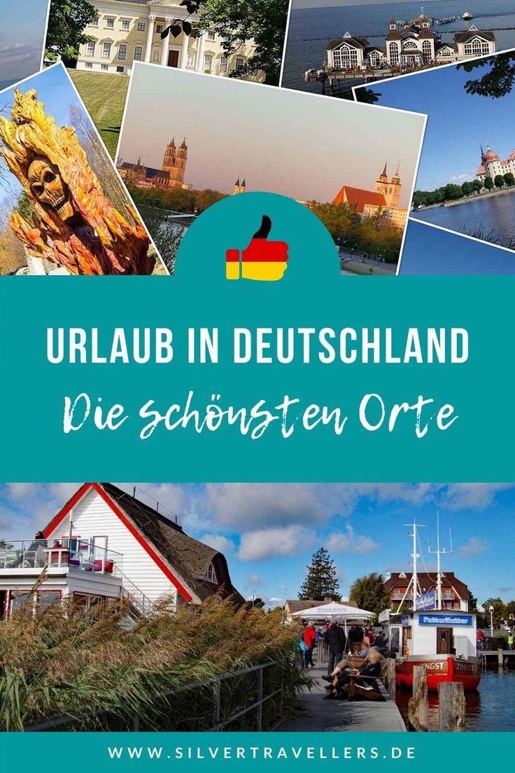 Urlaub Im Eigenen Land Schone Orte In Ostdeutschland Urlaub In Deutschland Urlaub Reisen Deutschland