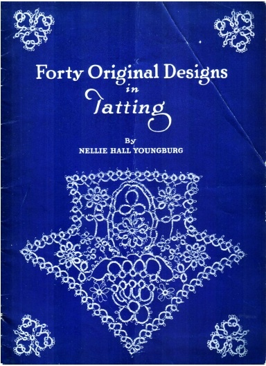 Book of tatting patterns, published 1921 http://www.cs.arizona.edu/patterns/weaving/books/ynhfodt.pdf