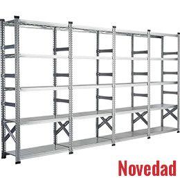 Estanterías metálicas ligeras galvamil 20 estantes https://www.esmelux.com/estanter%C3%ADas-met%C3%A1licas-ligeras-galvamil-20-estantes