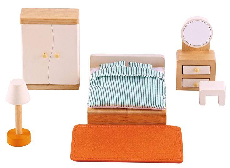 Der Spielzeugtester hat das Hape E3450 – Schlafzimmer angeschaut und empfiehlt… – Spielzeugtester