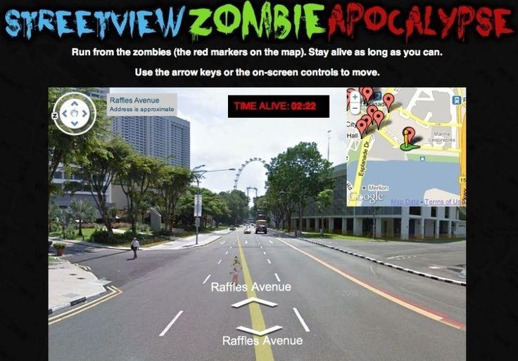how to make a zombie apocalypse