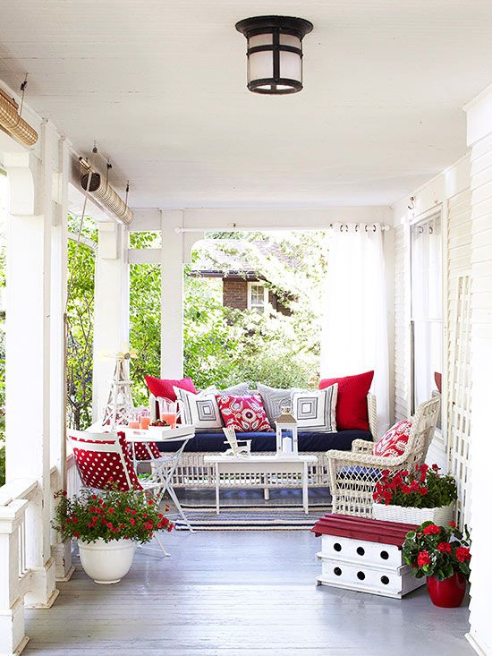 25 Best Ideas About Front Porch Seating On Pinterest