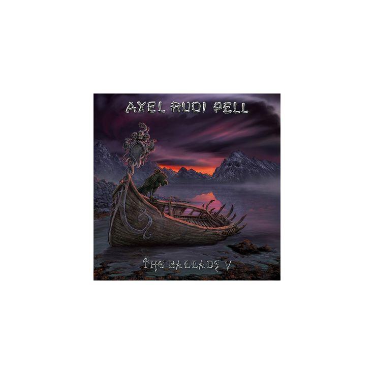 Axel Rudi Pell - Ballads V (Vinyl)