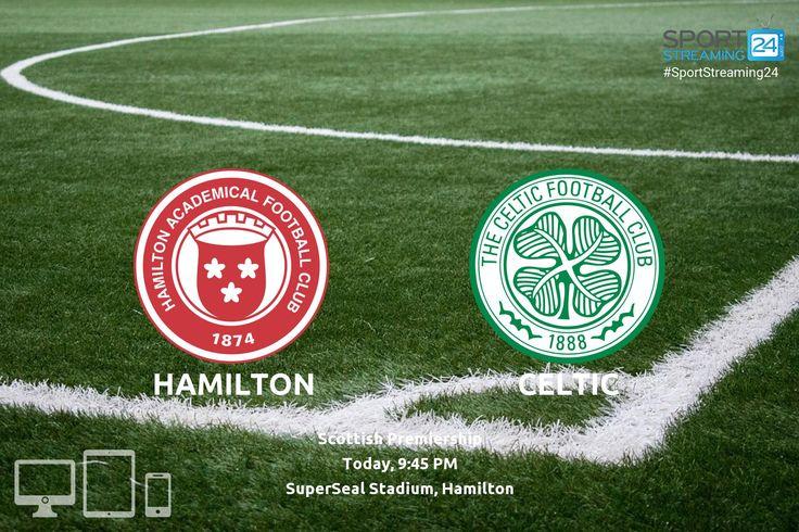 ⚽️  Hamilton Accies FC vs Celtic Football Club  🏆  #SPFL Premiership 🕗  7:45pm 📍  SuperSeal 📱  http://j.mp/2gNLjyo #️⃣   #Hamilton #celticfc #COYBIG