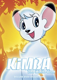 Kimba the White Lion - Watched Kimba every afternoon.